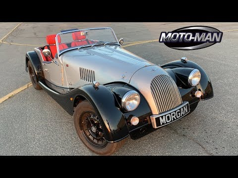 2019 Morgan Plus 4 Club Sport: The Best Car Of 2019  . . . FIRST DRIVE REVIEW