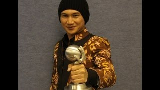 ANJI : BEST VOCAL PERFORMANCE IN A SONG (NEW MALE ARTIST)  Anugerah Planet Muzik Award (Syukuran)