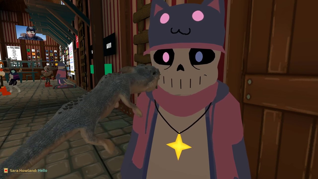 The Invisible Loli - VRChat Live Stream (17th of May, 2019)