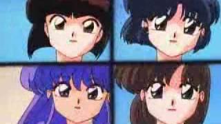 """Ranma_Doco (OVA Opening) """"Boku-tachi wa kore kara"""""""