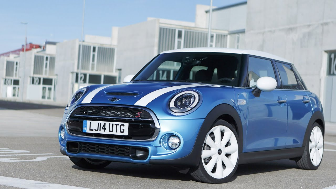 All New 2015 Mini Cooper 5 Door Design Youtube