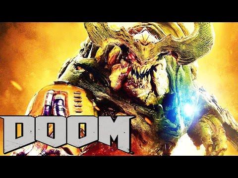 DOOM All Cutscenes Movie (Game Movie) DOOM 2016 All Cutscenes FULL STORY