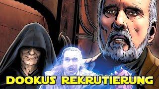 Wie Palpatine Count Dooku rekrutieren konnte [Legends]