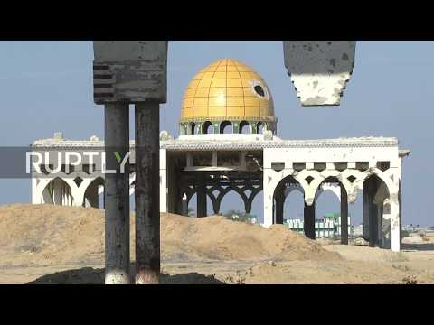 State of Palestine: Gaza's $70 million airport now a toxic dump
