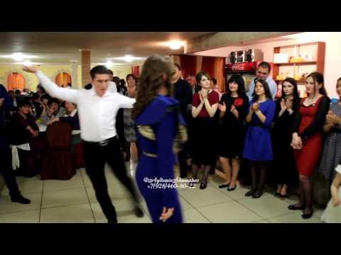 Видео: Крутые адыгские черкесские танцоры Свадьба Адыгея