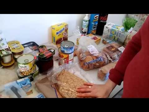 Что кушают беженцы во Франции