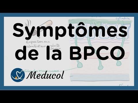 bronchite#bronchite chronique dyspnée essoufflement