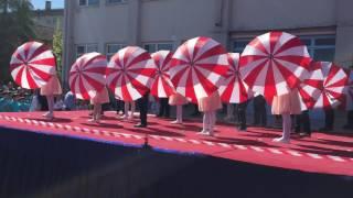 Şemsiye Gösterisi Konuralp İlkokulu 3/H Sınıfı Resimi