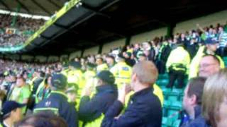 Celtic 1-3 Rangers 24/10/10 Kenny Miller Penalty