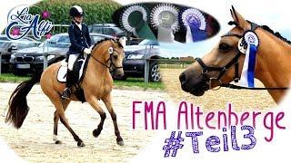 Lia & Alfi - Reitturnier Altenberge FMA Teil3 A-Kür
