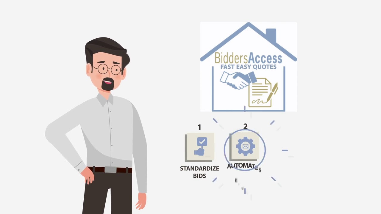Bidders Access - Quote Management System