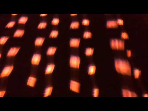 American DJ Aggressor Hex LED demo