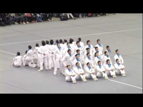 集団行動 group action 2011年 Japanese