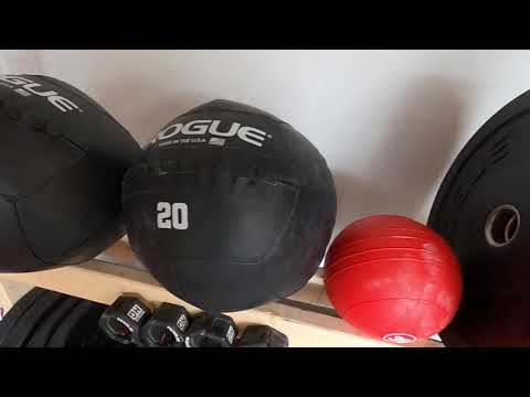 Garage Gym Essentials | How To CrossFit At Home