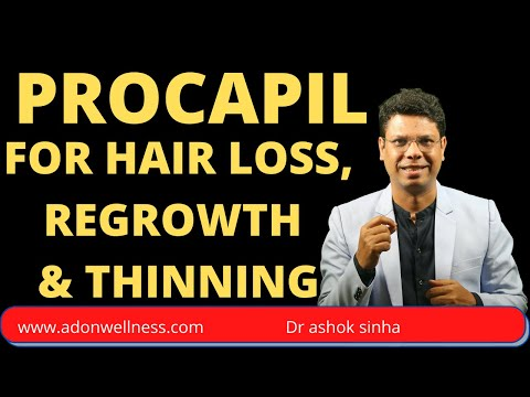 procapil-for-hair-loss,-hair-regrowth-&-thinning--dr-ashok-sinha