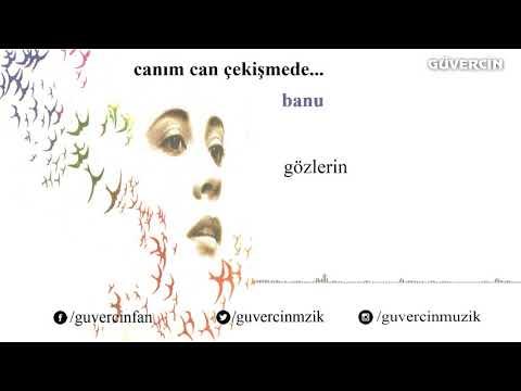 Banu - Gözlerin [© Güvercin Müzik  Official Audio]