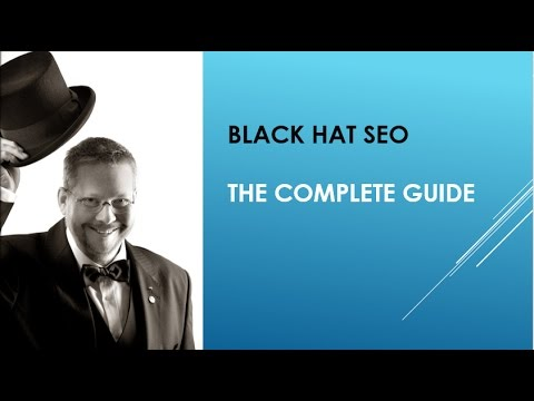 Black Hat SEO 2018  (The Complete Guide)