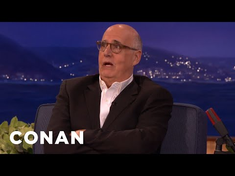 "Jeffrey Tambor On ""Transparent""  - CONAN on TBS"