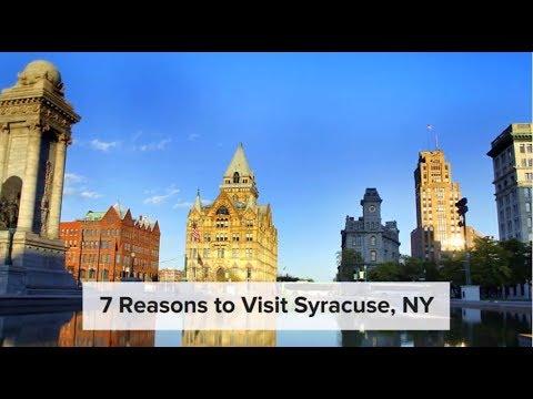 48 Hours In Syracuse, NY