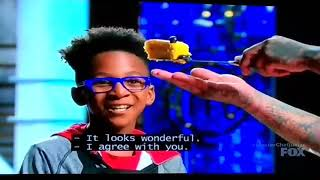 Aaron's Master Chef Jr Highlights March 19, 2019