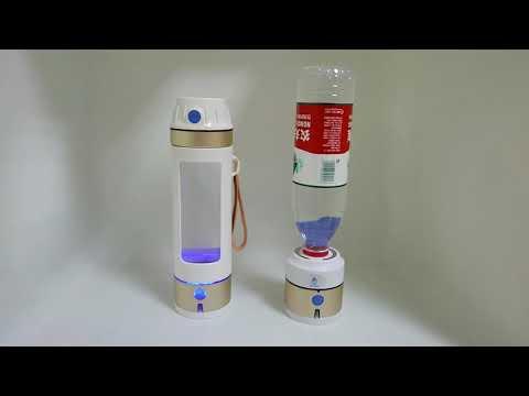 DANBAOJIA'S Product release video: H2 PRO-2018 (hydrogen water maker)