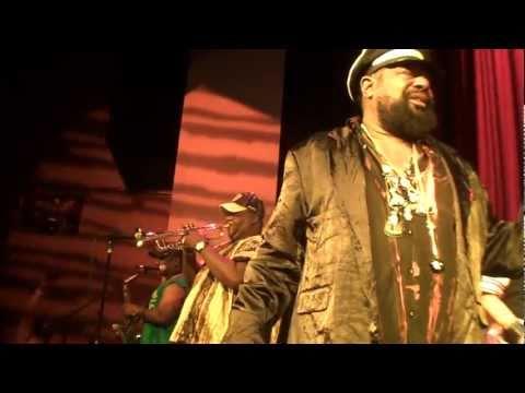 WE WANT THE FUNK - George Clinton & Parliament Funkadelic live @ SF Yoshi's