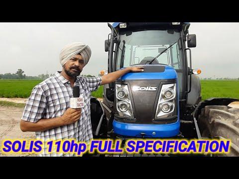 SOLIS 110hp FULL SPECIFICATION KHOKHAR FARMS SIRYE WALA BHATINDA Part 2
