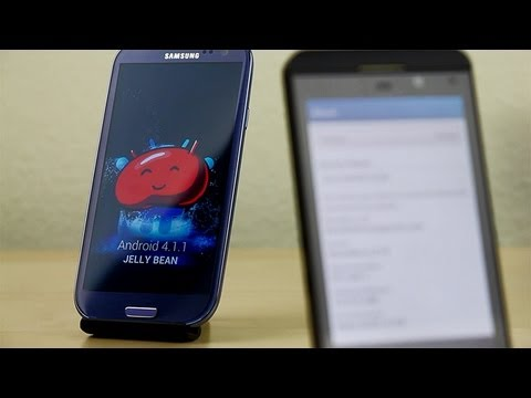 Android vs. BlackBerry 10 - Which Operating System Is Faster? (SGS3 vs. Z10)