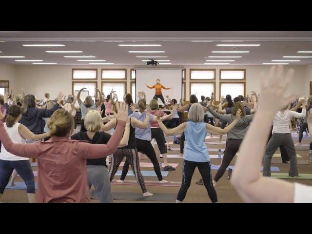 Dynamic Stretch Workout | Essentrics