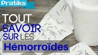 Proctologie - Ce qu'il faut savoir sur les hémorroïdes