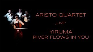 Yiruma - River Flows in You violin instrumental cover - string quartet