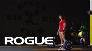 Clean and Jerk with Lauren Fisher