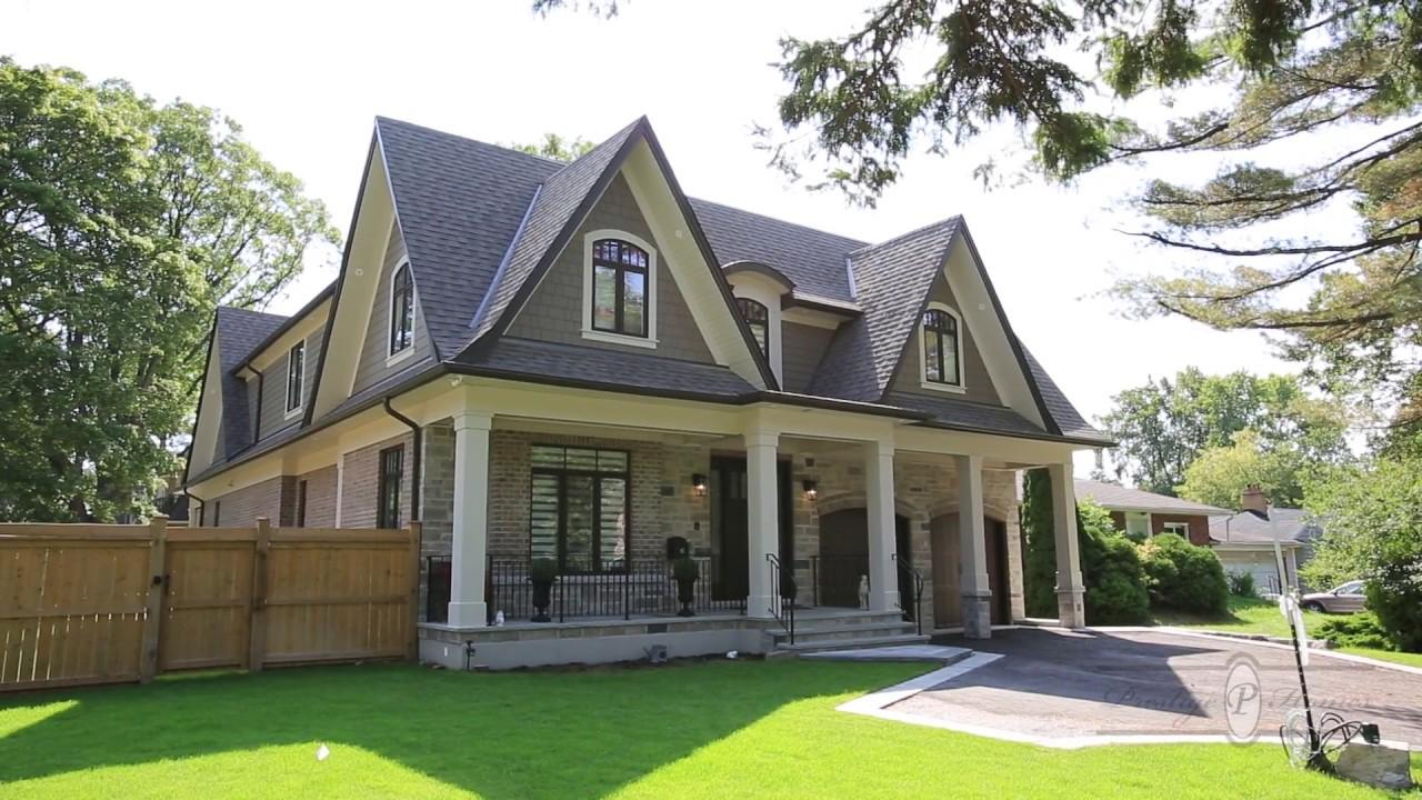 Custom Home By Prestige Homes Youtube