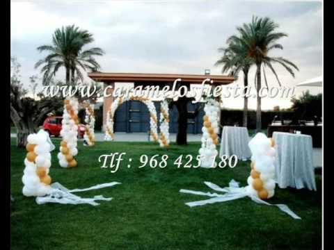 Detalles de boda y decoraciones caramelos fotos youtube - Decoraciones de fotos ...