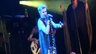 Adam Lambert 10 Broken English Aug 19,2012