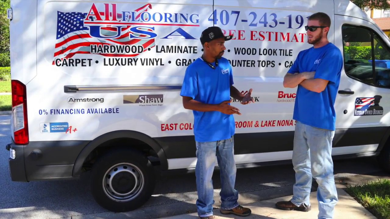 Luxury Vinyl All Flooring Usa Orlando Veteran Owned Business