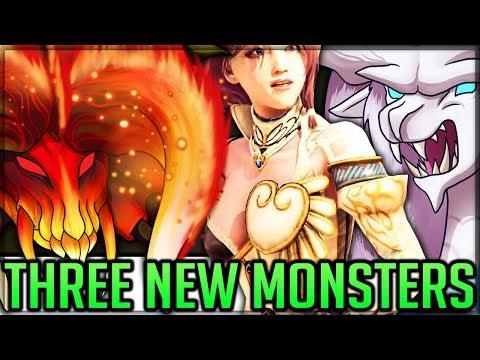 NEW INSANE MONSTER - Full Astera Hub - Light & Dark VS Pro and Noob - Monster Hunter World PC Mods! thumbnail