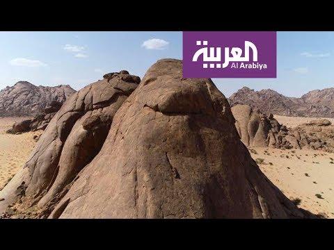 سعودي يفاجئ عيد اليحيى بمعرفته أسماء الصخور في الصحراء!  - 14:54-2018 / 10 / 19