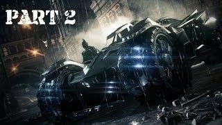 Batman: Arkham Knight Silent Playthrough Part 2