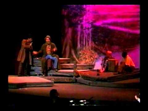 Big River: King, Duke, Jim, Huck Spokane Theatrical Group