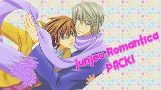 Junjou Romantica Pack :3 ~TutozOtakus