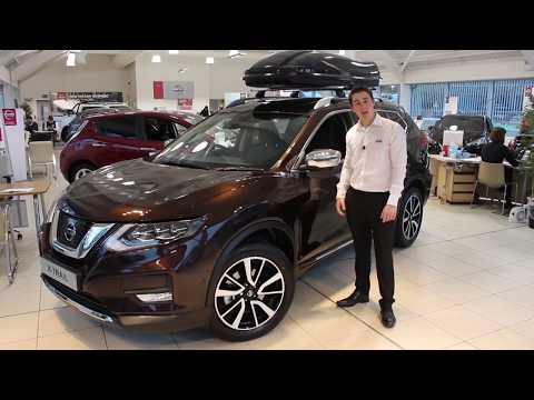 New Nissan X-Trail 2018 Review thumbnail