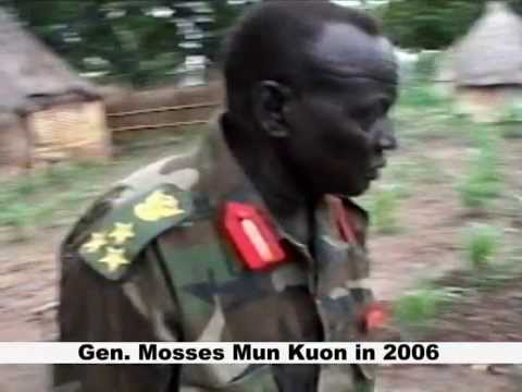 Major Gen. Mosses Mun Kun Liom life History