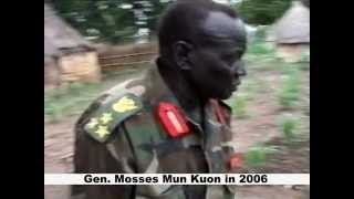 Major Gen. Mosses Mun Kun Liom life History