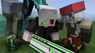 Love Story 4 - Minecraft Animation