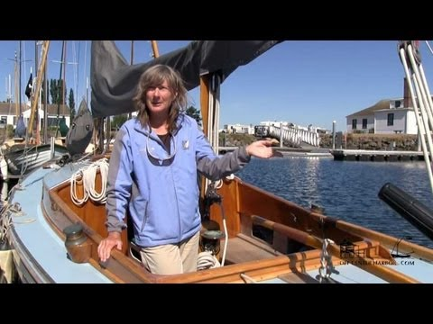 See How A Master Outfits Her Boat