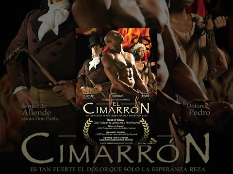 El Cimarron - Pelicula Completa