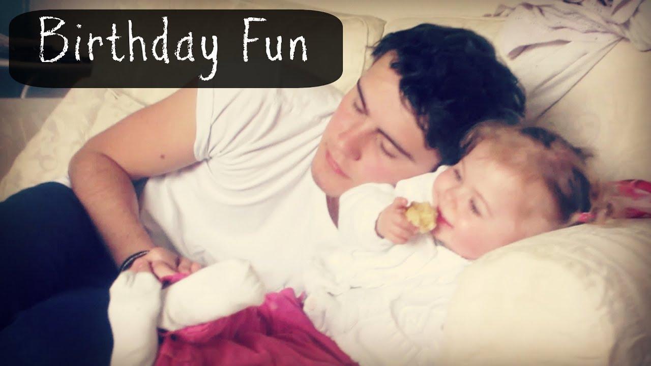 Birthday Fun | Zoella, Louise & Louis - YouTube