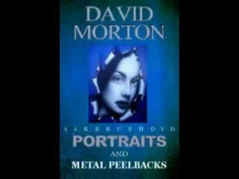 AIRBRUSH TRICKS TECHNIQUES DVD PORTRAITS AND METAL PEELBACKS