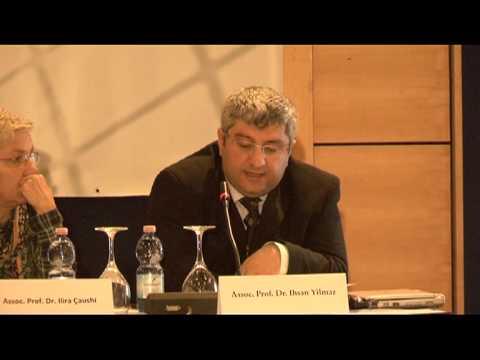 Social Capital, Civil Society, Gülen Movement - Prof. Assoc. Ihsan Yilmaz -- Turkey